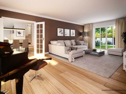 LYRIQUE - 5-Raum-Wohnung mit eigenem Garten
