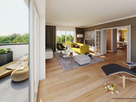 LYRIQUE - Exklusive Dachgeschoss-Maisonette