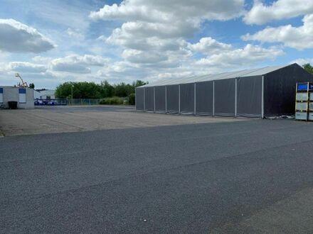 1.850m² Lager- und Abstellfläche im Gewerbegebiet Niederheid