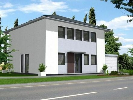 Moderne Stadtvilla in Herten - Süd