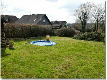 In Schlossnähe: Baugrundstück für ein freistehendes Einfamilienhaus!