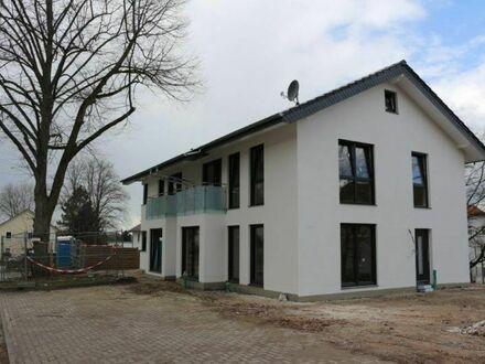 Neubau - Doppelhaushälfte in Herford - Innenstadt