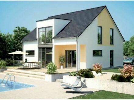 Frei planbares Einfamilienhaus - Halbhöhenlage