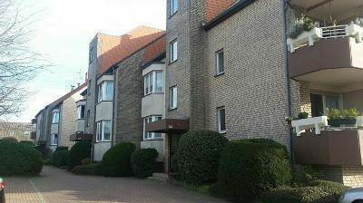 Eigentumswohnung im Herzen von Bad Sassendorf mit sonniger Südloggia