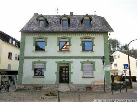Gemütliches Einfamilienwohnhaus mit viel Platz und vielseitigen Nutzungsmöglichkeiten