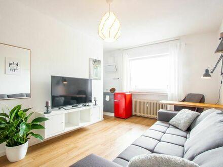 Möbliertes All-Inclusive Appartement in zentraler Lage von Bielefeld Stieghorst