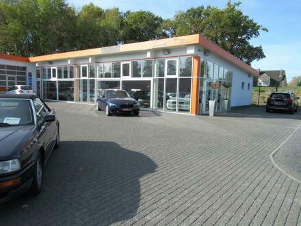 Ausstellungsfläche mit Büro in zentraler & verkehrsgünstiger Lage von Bad Honnef-Aegidienberg (Rottbitze)