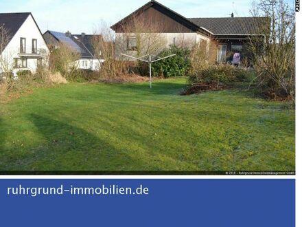 sonniges Baugrundstück im beliebten Garenfeld!