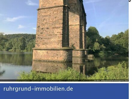 Exklusive 4-Zimmer Wohnung mit wunderschönem Garten an der Ruhr zu vermieten!