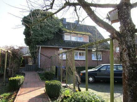 Wohnhaus mit zwei WE in zentraler Lage von Laggenbeck zu verkaufen