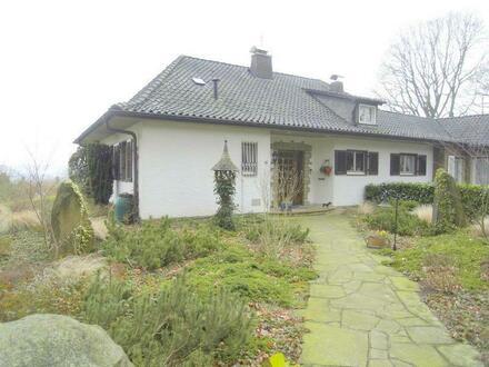 Einmalige Immobilie mit Charakter und unschlagbarer Aussicht in Ibbenbüren-Stadt zu verkaufen