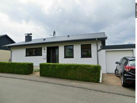 Freistehendes Einfamilienhaus mit Garten und Garage in Konz-Roscheid - frei ab 15.06.2018