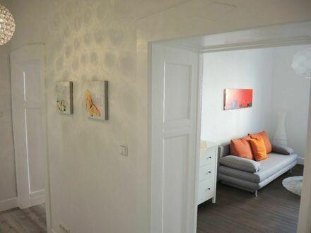**Modern eingerichtete Wohnung in zentraler Lage in Saarbrücken St. Johann**