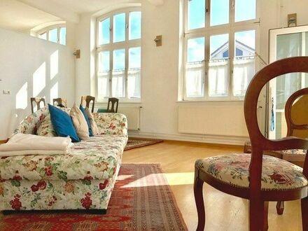 Wunderschöne Wohnung mit besonderem Ambiente in Wallerfangen