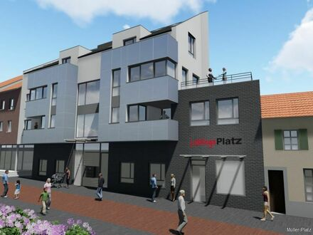 Wegberg - Exclusive Stadtwohnung!  Bestens versorgt in allen Lebensphasen!