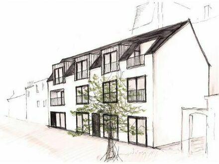 Penthousewohnung in Neubauvorhaben in Innenstadtlage von Homburg