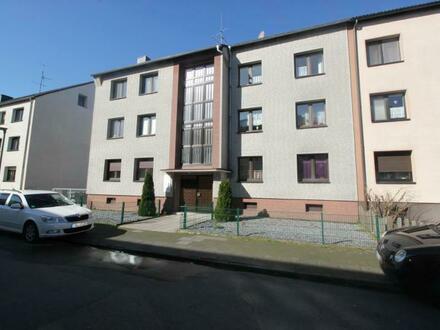 Alt-Oberhausen, Beckerstraße, 2. OG, 46 m², 2 Zi., K, D, Bad, Gartennutzung