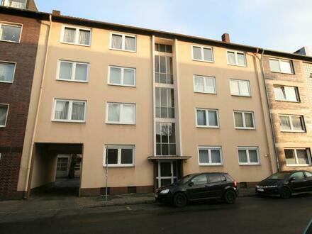 DU-Neudorf, Klöckner Str., 3. OG, 67 m², 2 Zi., gr. Küche, D, neues Bad, Balkon, renoviert