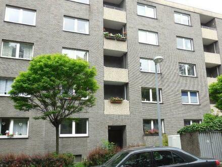 Sehr schöne 2 - Zimmer Wohnung mit Balkon in Mülheim - Dümpten zu vermieten