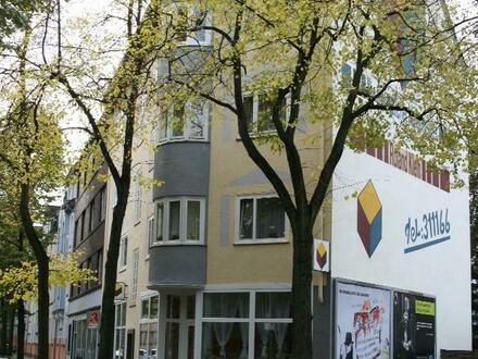 DU-Neudorf, Händelstraße, 66m², 4. OG ( DG ), 3 Zi, K, D, B, Balkon