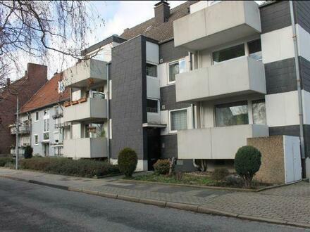 Altstaden : moderne & großzügig geschittene 3 Zimmer Wohnung mit Balkon & Gäste WC Dachgeschosswohnung mieten in Oberhausen