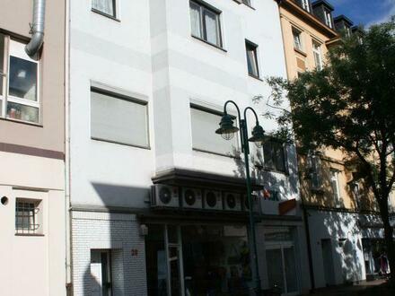 DU-Zentrum, Salvatorweg-Sonnenwall, 74,4 m², 1. OG, 3 Zi., K, D, B, renoviert
