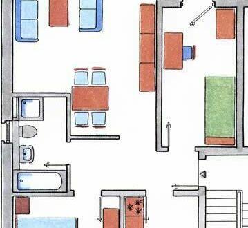 BAFM1535 3-Zimmer-Wohnung in Elsdorf-Giesendorf