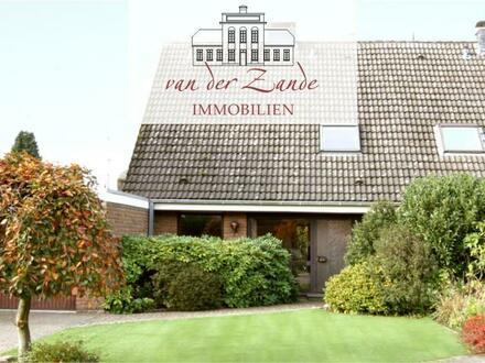 ***VERKAUFT*** Doppelhaushälfte in bevorzugter Lage. Pflegeleichter Garten mit Sonnenterrasse. Krefeld-Forstwald