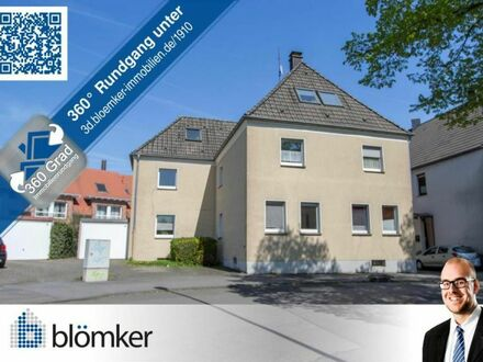 Blömker! Ruhig gelegene 3,5-Raum Wohnung in Gladbeck-Zweckel! Für die junge Familie!