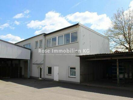 ROSE IMMOBILIEN KG: Büro mit Lager/Ausstellung im 1OG in zentraler Lage von Bad Oeynhausen!