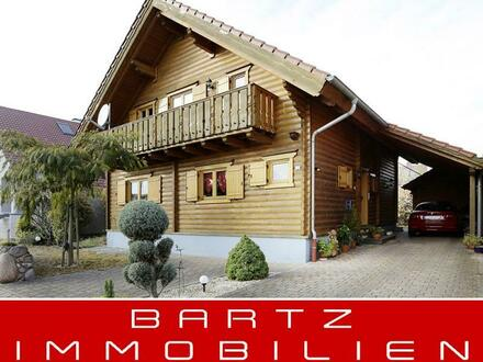 Gepflegtes Einfamilienhaus in hochwertiger Holzbauweise in familienfreundlicher Lage