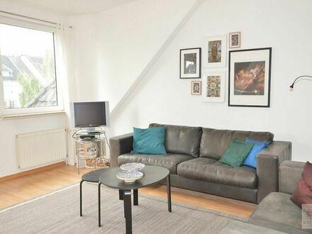 Charmante Stil-Altbau-Wohnung nahe Aachener Platz