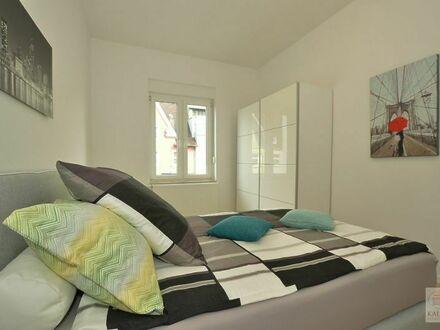 Möblierte Altbau-Wohnung im Szene-Stadtteil Bilk