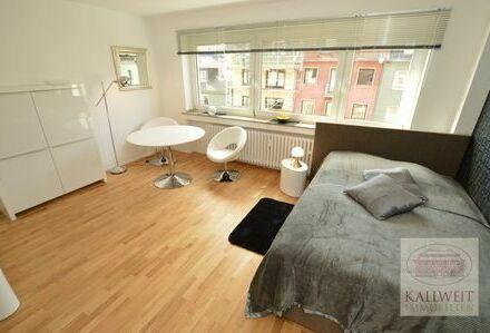 Pempelfort: Apartment der Extra-Klasse!