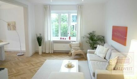 Licthdurchflutete 3-Raum Wohnung in Golzheim