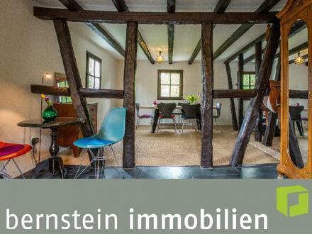 Fachwerk trifft Moderne - Charmantes Wohnen mit Landgut Flair