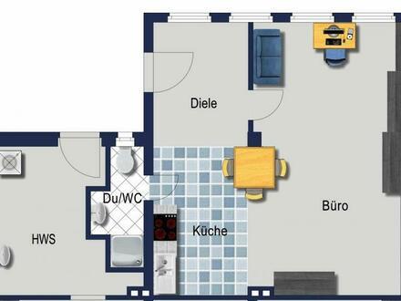 Ruhiges Apartement mit eigenem Eingang