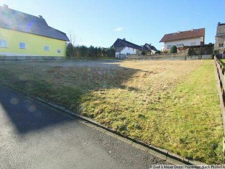 Attraktive Baulandfläche in Ruhiglage von Retterath/Vulkaneifel
