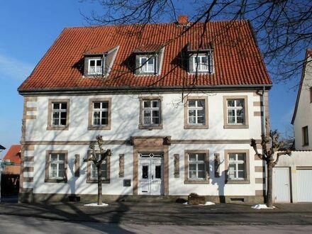 Historisches Patrizierhaus zum Wohnen und Arbeiten in Obermarsberg