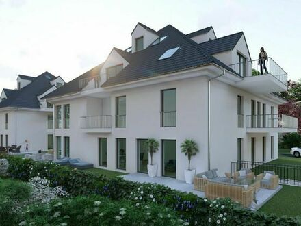 2-ZKB Penthouse Wohnung in Schloß Holte!