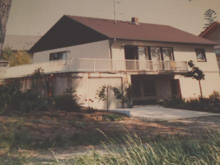 SÜD-Randlage - Idyllisch gelegenes Haus für Naturliebhaber !