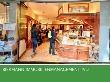 Bäckerei-/Gastrofläche im Jülicher Einkaufscenter GALERIA juliacum