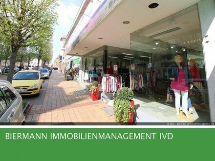 Ladenlokal Jülich Marktstraße - teilbar da 2 Eingänge