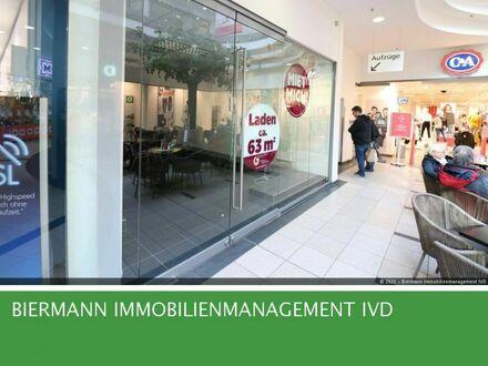 Schicker 69 m² Laden in TOP-Lage neben C&A und DEICHMANN