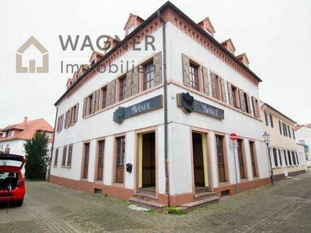 Saniertes Wohn- und Geschäftshaus mit vier Wohneinheiten in zentraler Lage von Germersheim