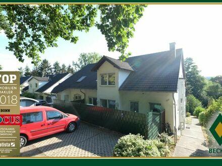 Vollvermietetes, grundsolides Mehrfamilienhaus in ruhiger Lage unmittelbar an der Bonner Stadtgrenze