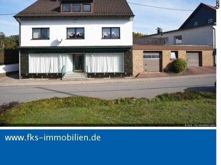 Haus mit vielen Möglichkeiten: große Familie, Wohnen und Arbeiten, Kapitalanleger in Heusweiler-Wahlschied