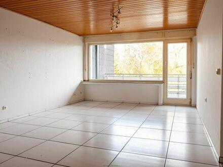 ALT-Marl: zentrale 3 Zimmerwohnung mit Balkon und Fahrstuhl neu zu vermieten!