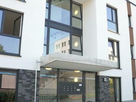 Neuwertige Wohnung mit moderner Ausstattung in Bonn- Hochkreuz mit kleinem Garten