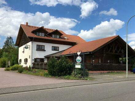 Gelegenheit aus BANKVERWERTUNG! Hotel mit Gaststätte und separatem freist. Einfamilienhaus
